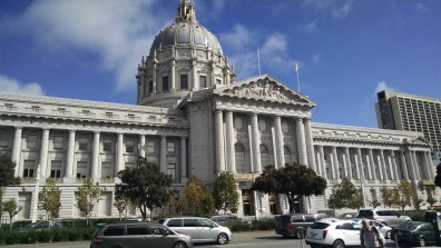 San Francisco Civic Center.