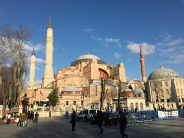 Haggia Sofia, Istanbul, Turkey