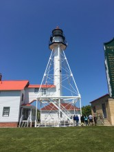 Whitefish Point - hipwreck Museum