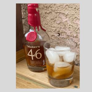 Bourbon Cubes