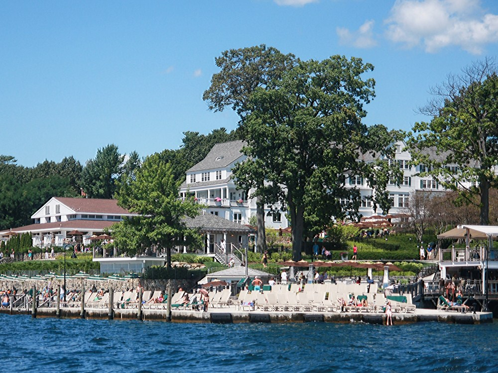 Family getaway with kids - The Sagamore Resort, NY