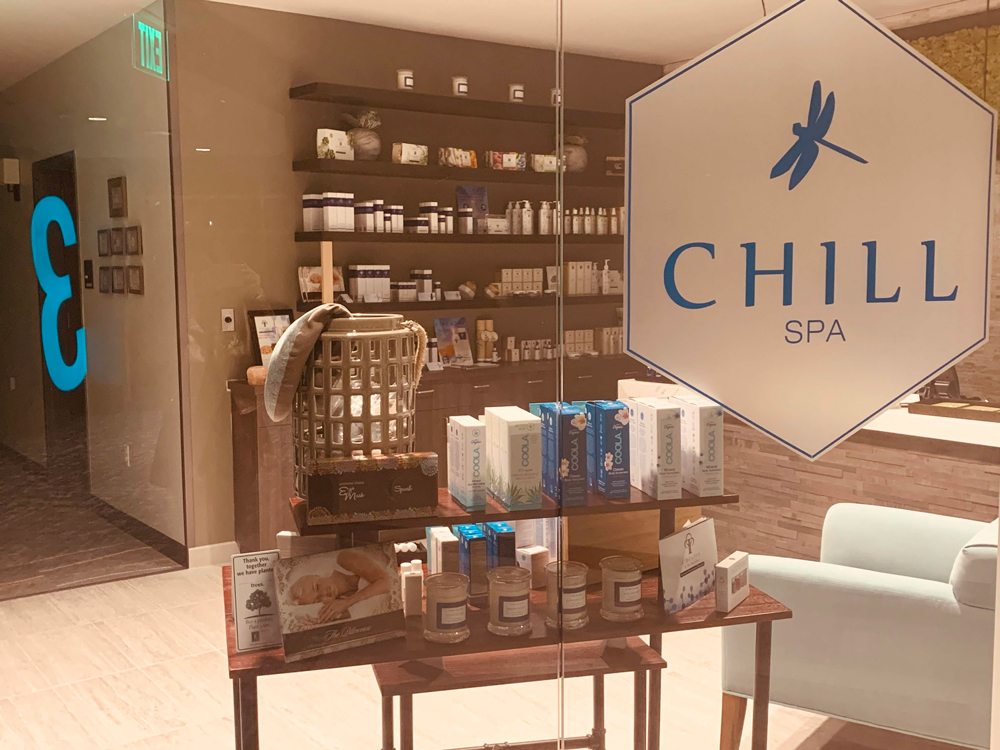 The Chill Spa at Kartrite