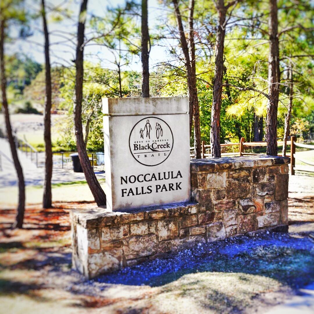 TrippinTwins: Exploring Noccalula Falls Park – Gadsden, AL ...