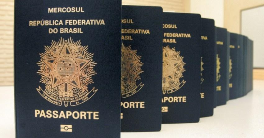 como tirar meu passaporte