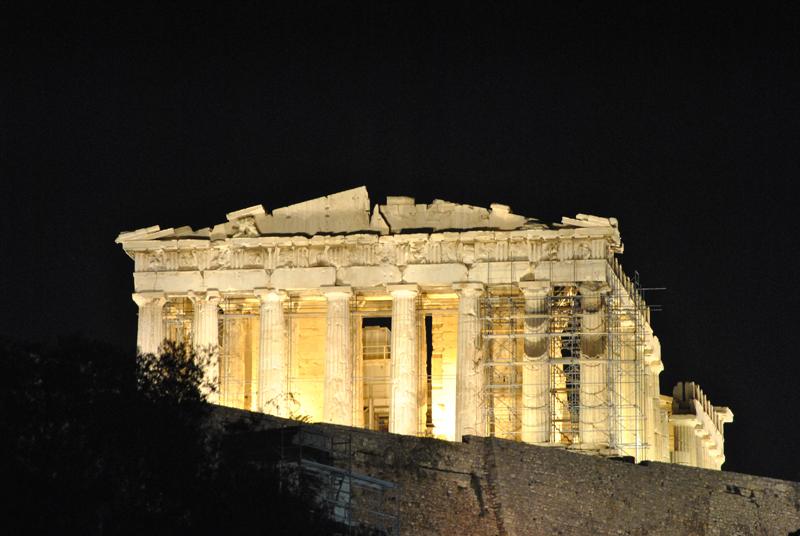Atenas, por Miguel Salazar