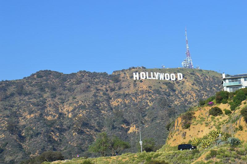 coisas de graça Los Angeles