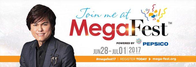 Joseph Prince Megafest