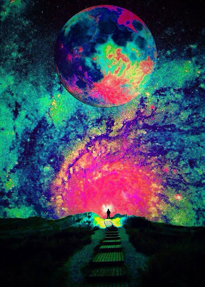 Trippy-Planet