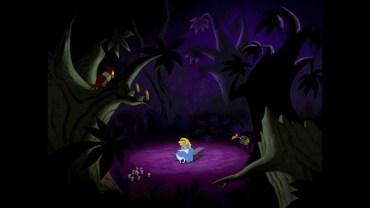 Alice in Wonderland (Odezenne)