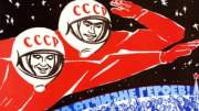 Comrades In Space / Black Man In A Red Suit