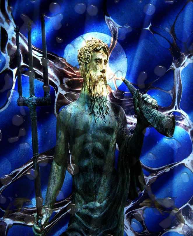 Neptune - God of the Sea