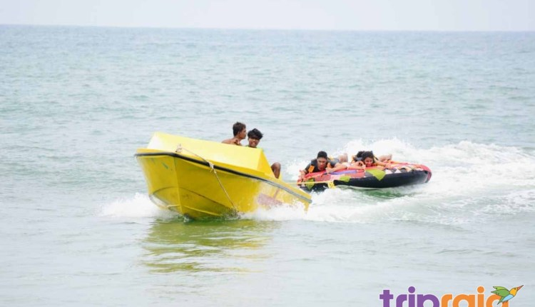 Bumper-ride-on-Goa-beach