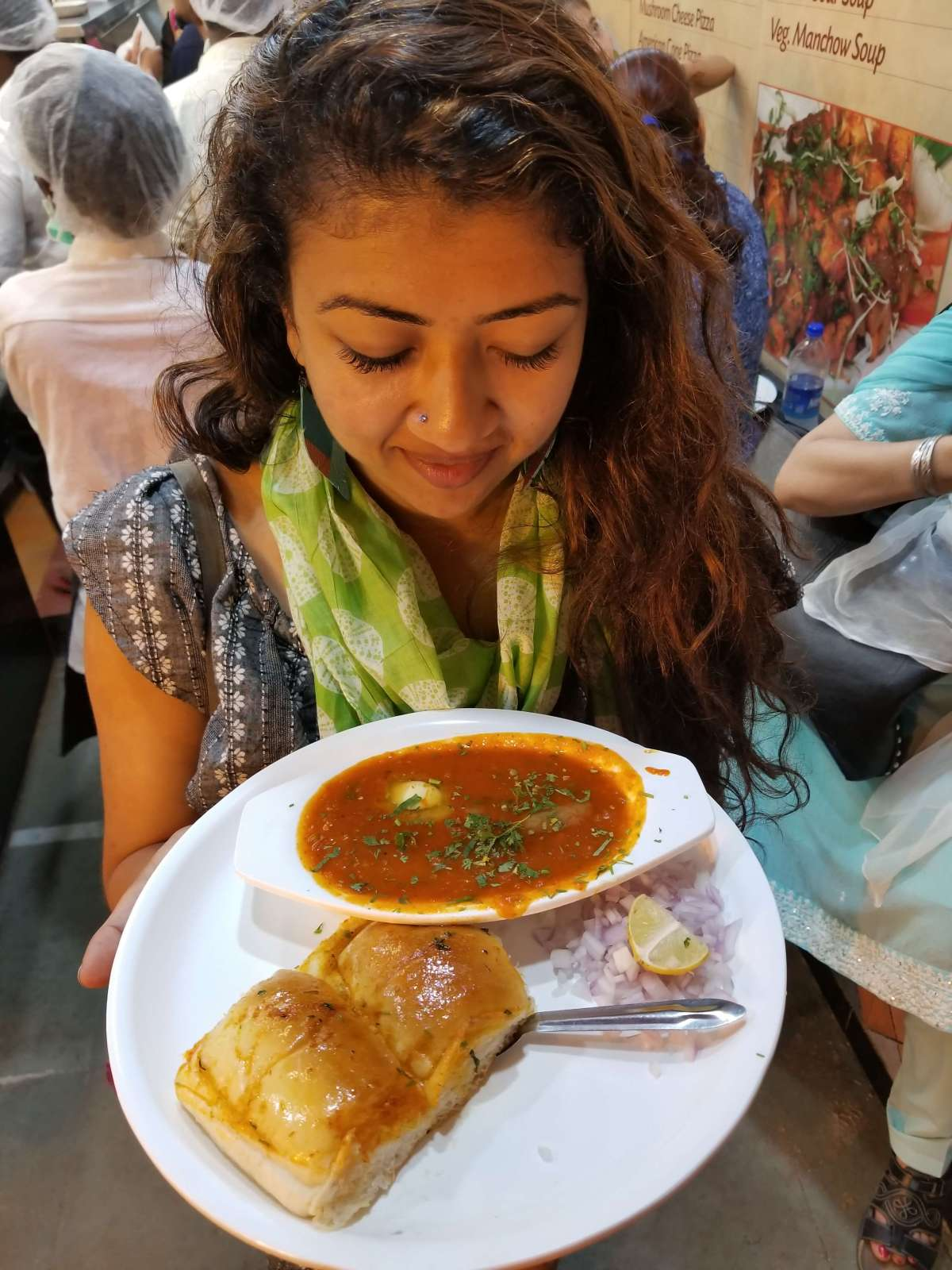 vegetarian travel - My Vegetarian Street Food in India.jpg