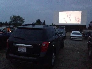 Drive-in Theater - Dallas, Oregon