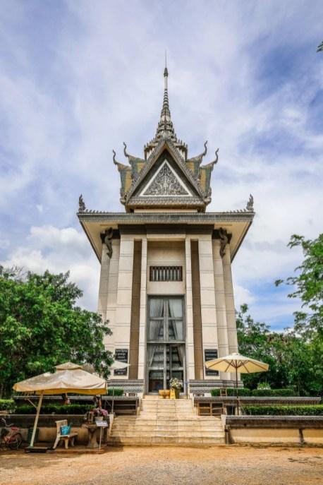 cambodia - Choeung Ek