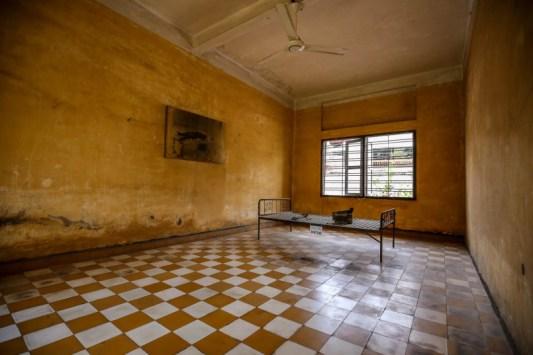 cambodia-Tuol Sleng Museum