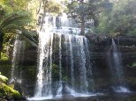 Russell Falls, Australia - October 2015