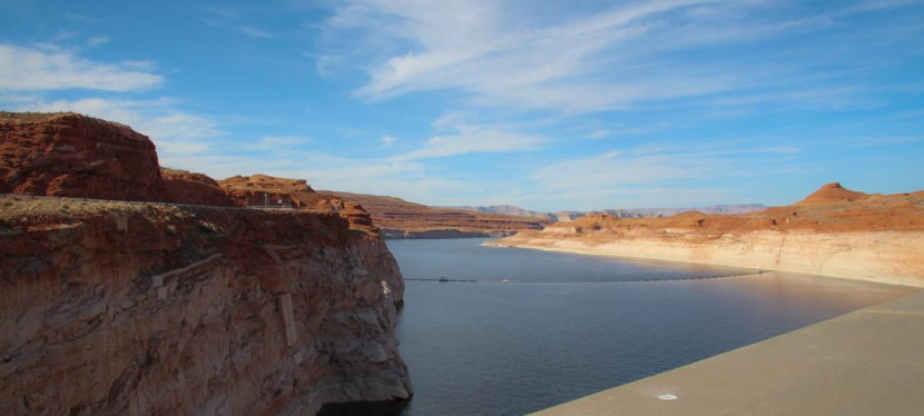 The Glen Canyon Dam Tour