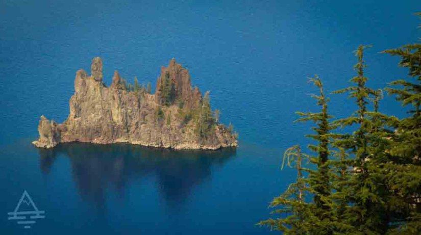 National Park Crater Lake Shiprock Trips