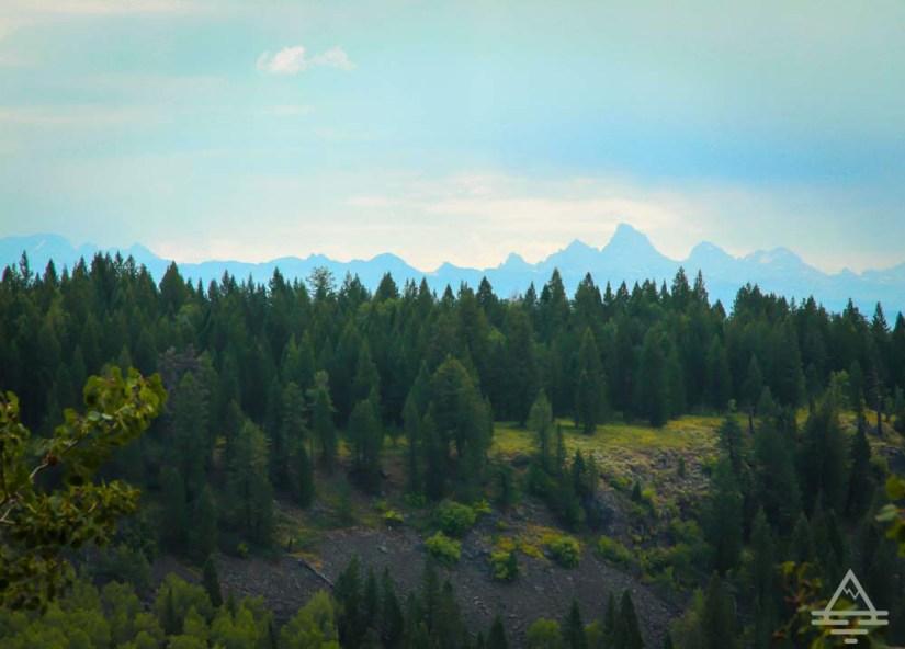 Grand Teton Overlook