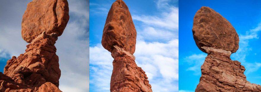 Balanances Rock