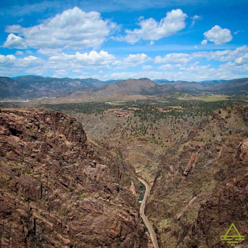 Royal Gorge Park in Colorado
