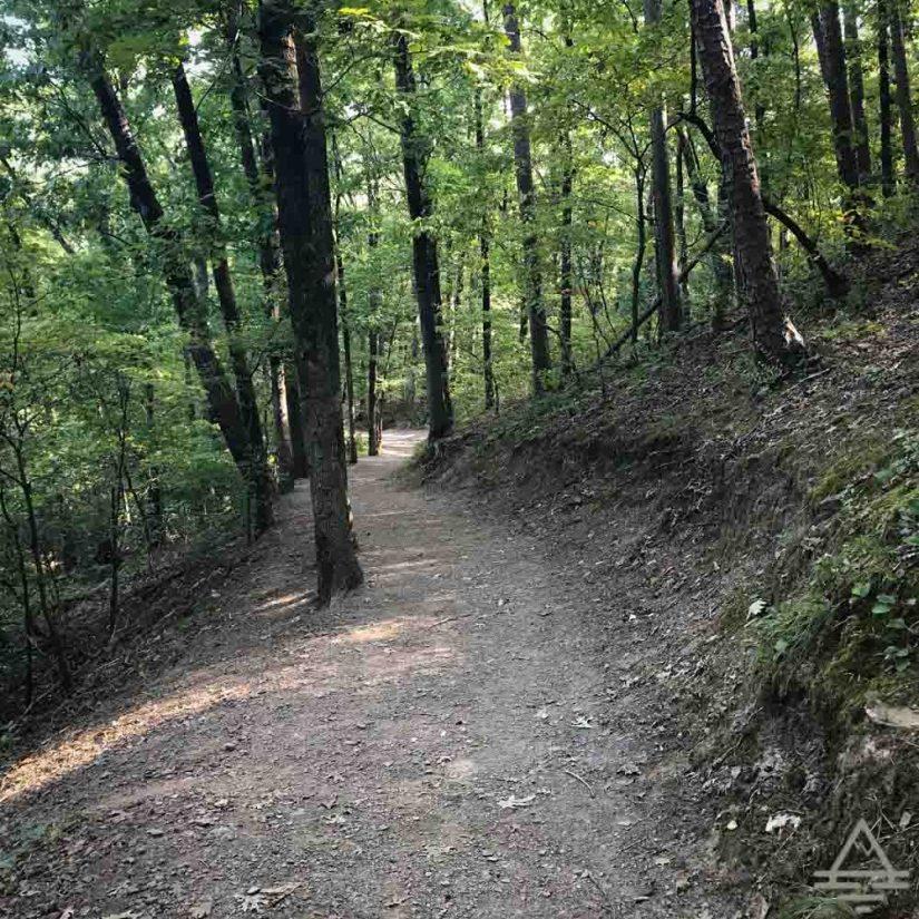 Sugarloaf Mountain Summit Trail