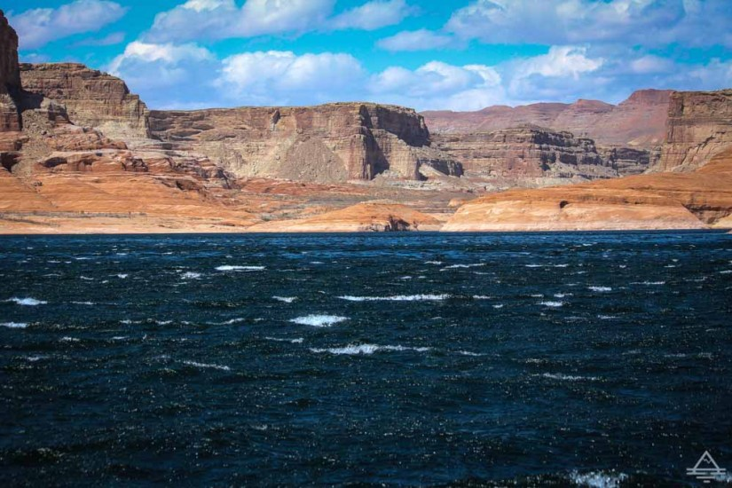 Lake Powell Houseboat-5 trip