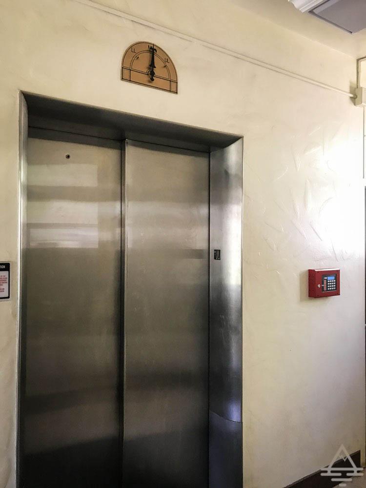 Wind Cave Fairgrounds Tour Elevator