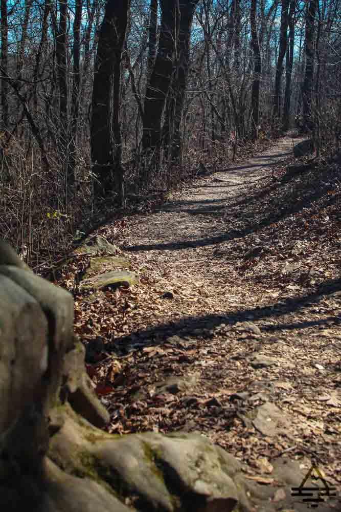 Signal Hill Trail Mount Magazine State Park