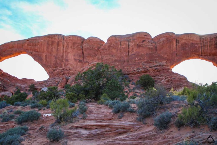Arches National Park Scenic Drive-2 trip