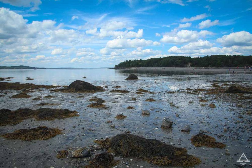 Acadia National Park Must See, Bar Island