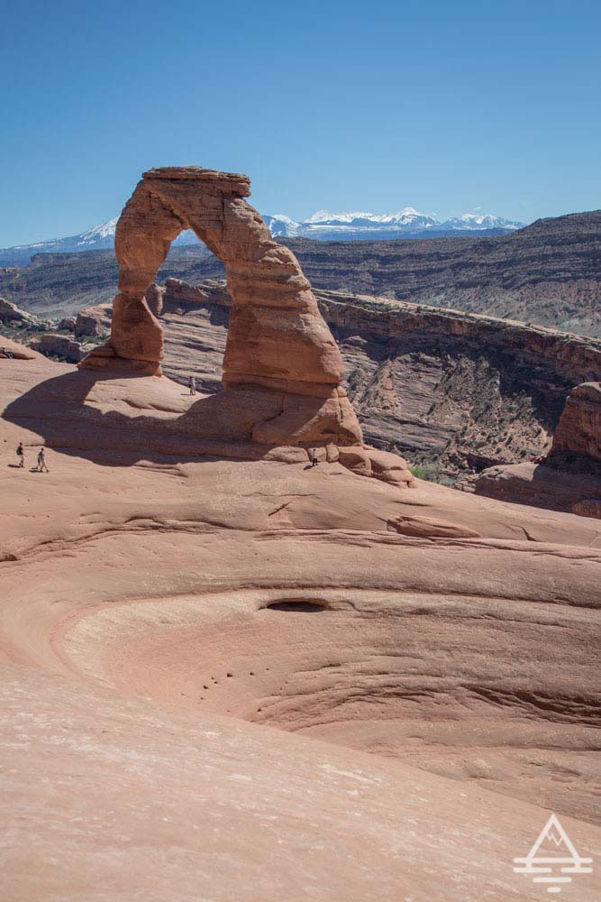 Arches National Park Must-See Delicate Arch