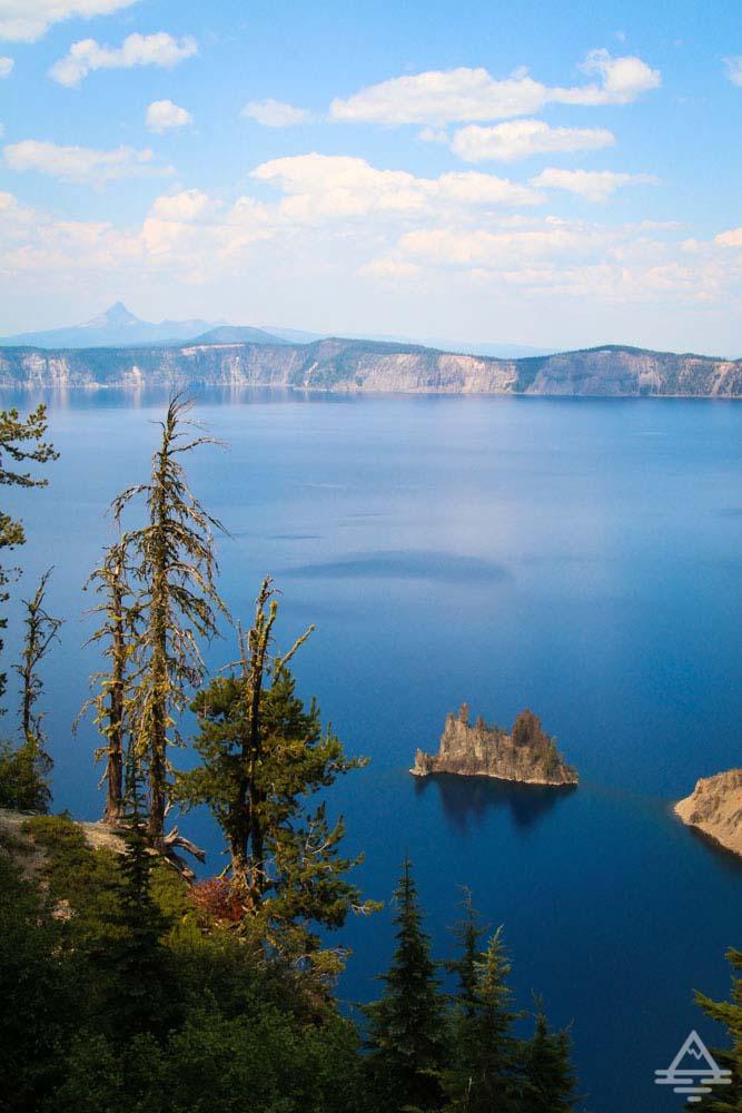 Crater Lake Must-See Phantom Ship