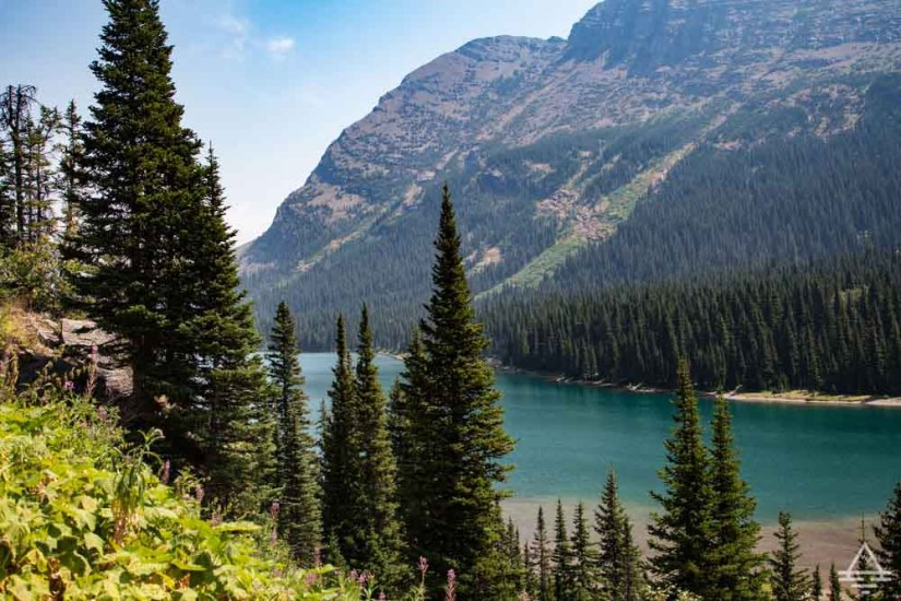 Glacier National Park Must-See Lake Josephine