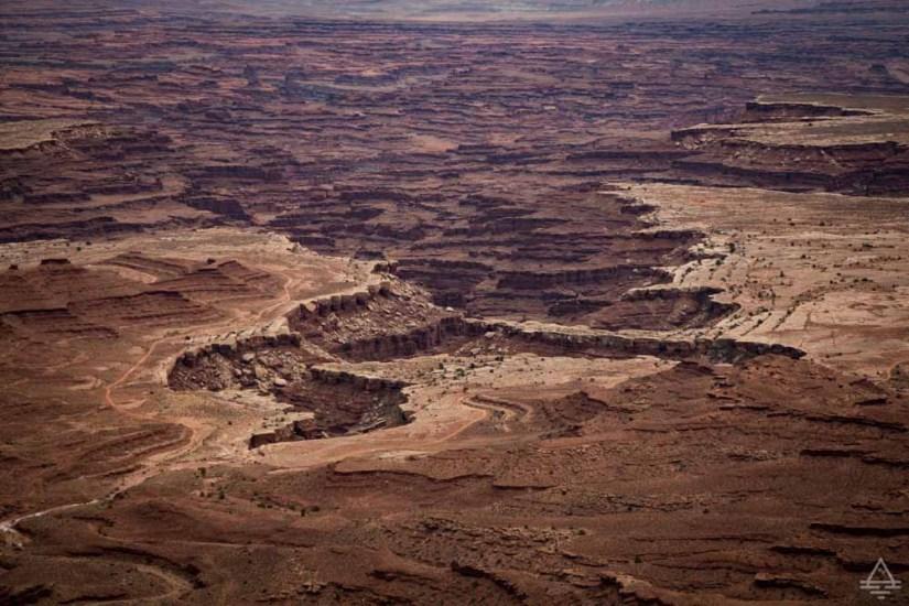 Mesa Arch View Canyonlands National Park
