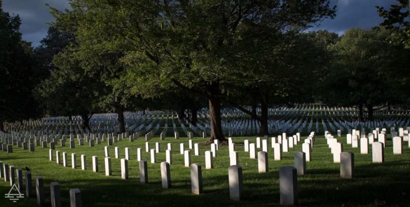 Washington DC- Arlington National Cemetery
