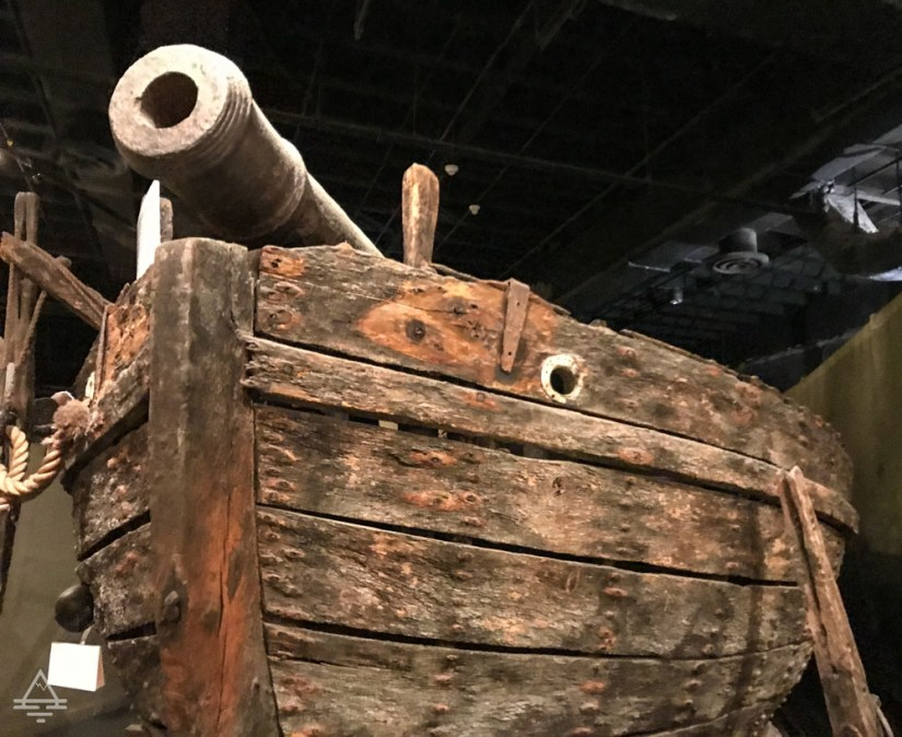 The Gunboat Philadelphia Built and Sunk in 1776The Gunboat Philadelphia Built and Sunk in 1776