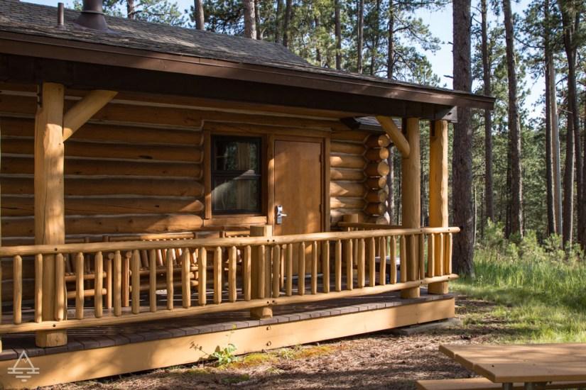 Blue Belle Lodge Honeymoon Cabin