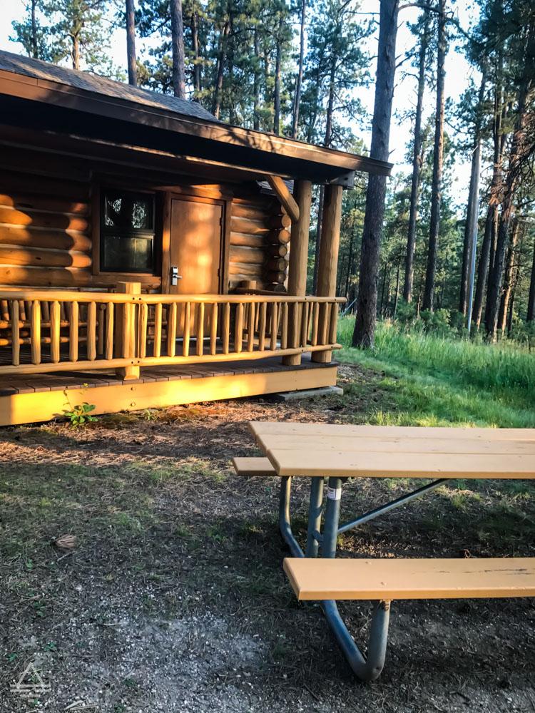 Custer Blue Belle Lodge-6
