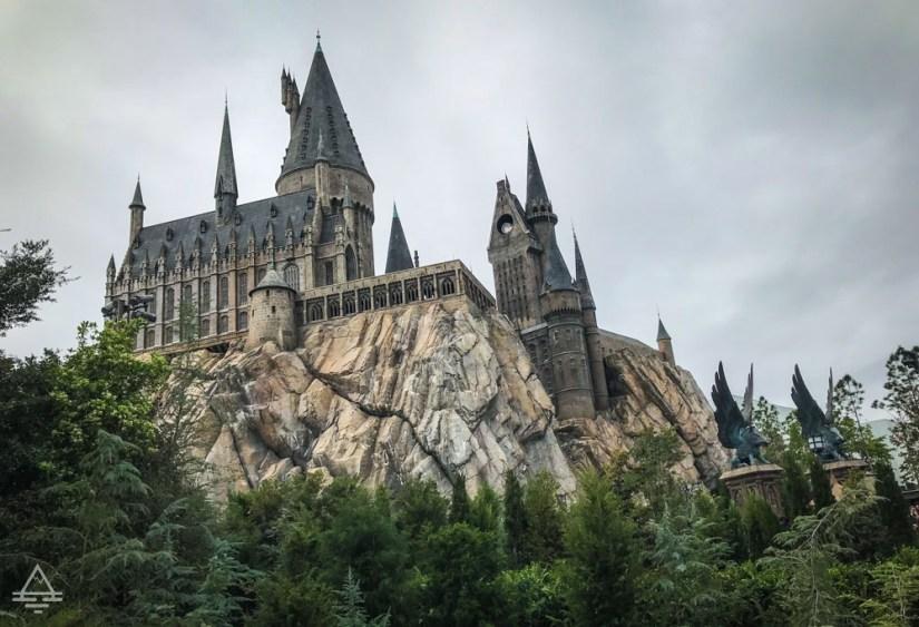Universal Studios Hogwarts Castle
