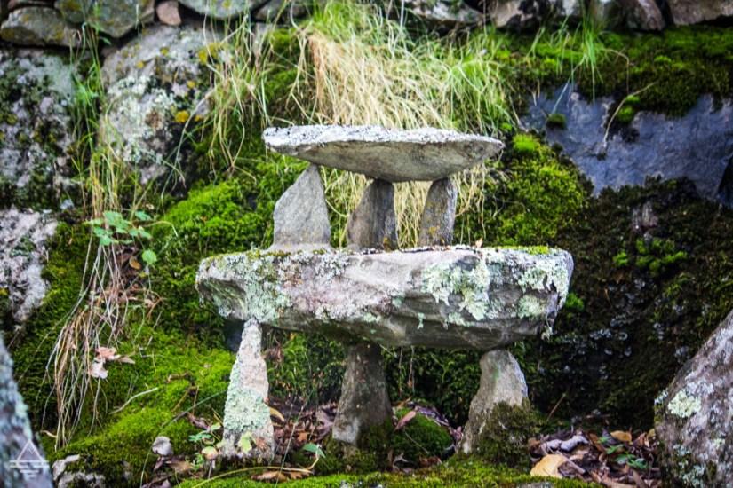 Ellsworth Rock Gardens Sculpture