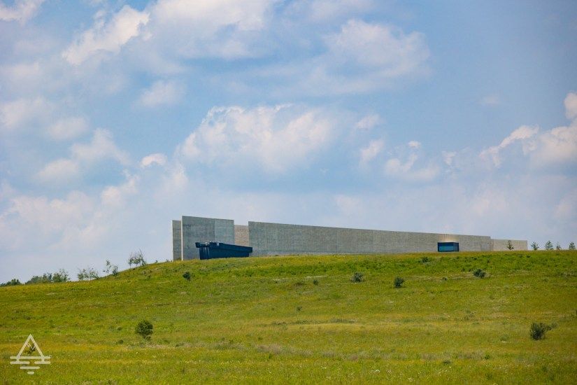 Visitor Center at the Flight 93 National Memorial
