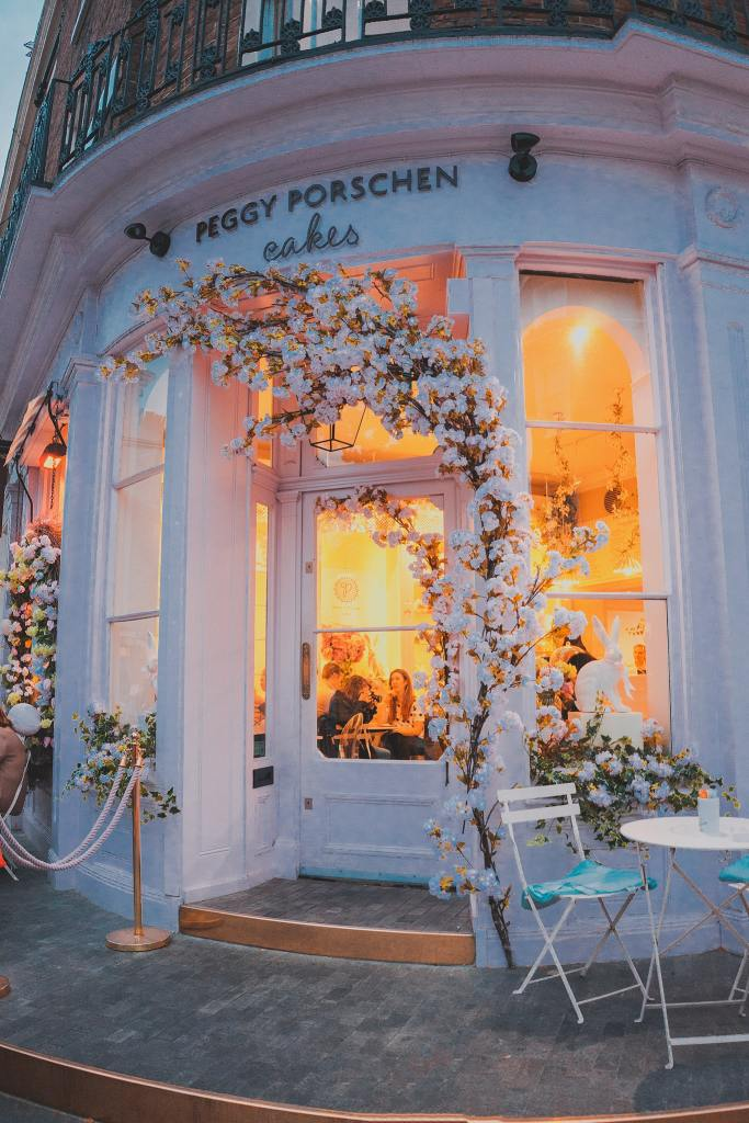 Peggy Porschen - Where to go out in London