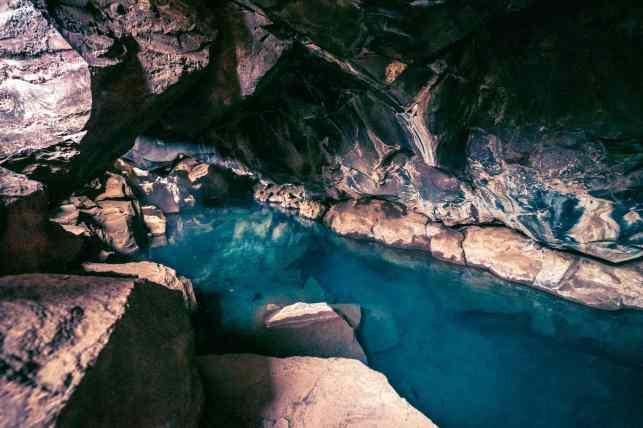 5.6 Grjótagjá cave - Iceland itinerary 10 days (3)