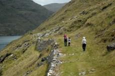 Hiking, Killary fjord