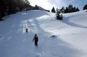 boys in snowy meadow 2