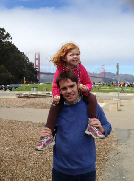 Destination San Francisco: Our daughter loves exploring her home city with her family!
