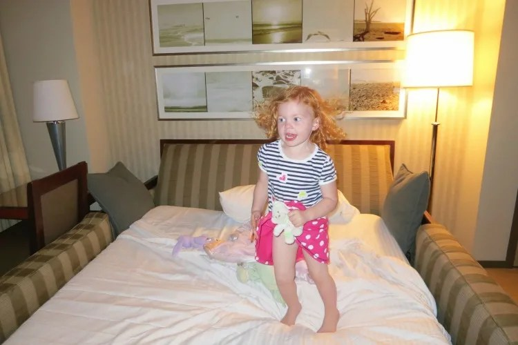 Where Should My Baby Or Toddler Sleep In Our Travels