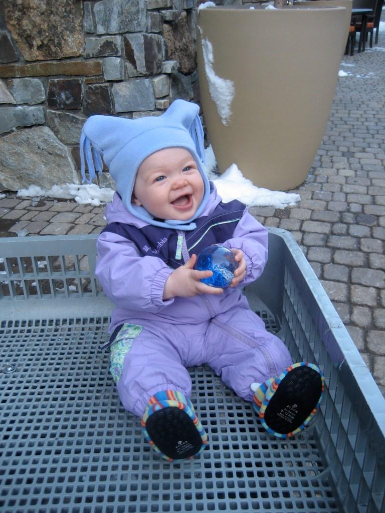 Sunday Shapshots: Ukelele Baby